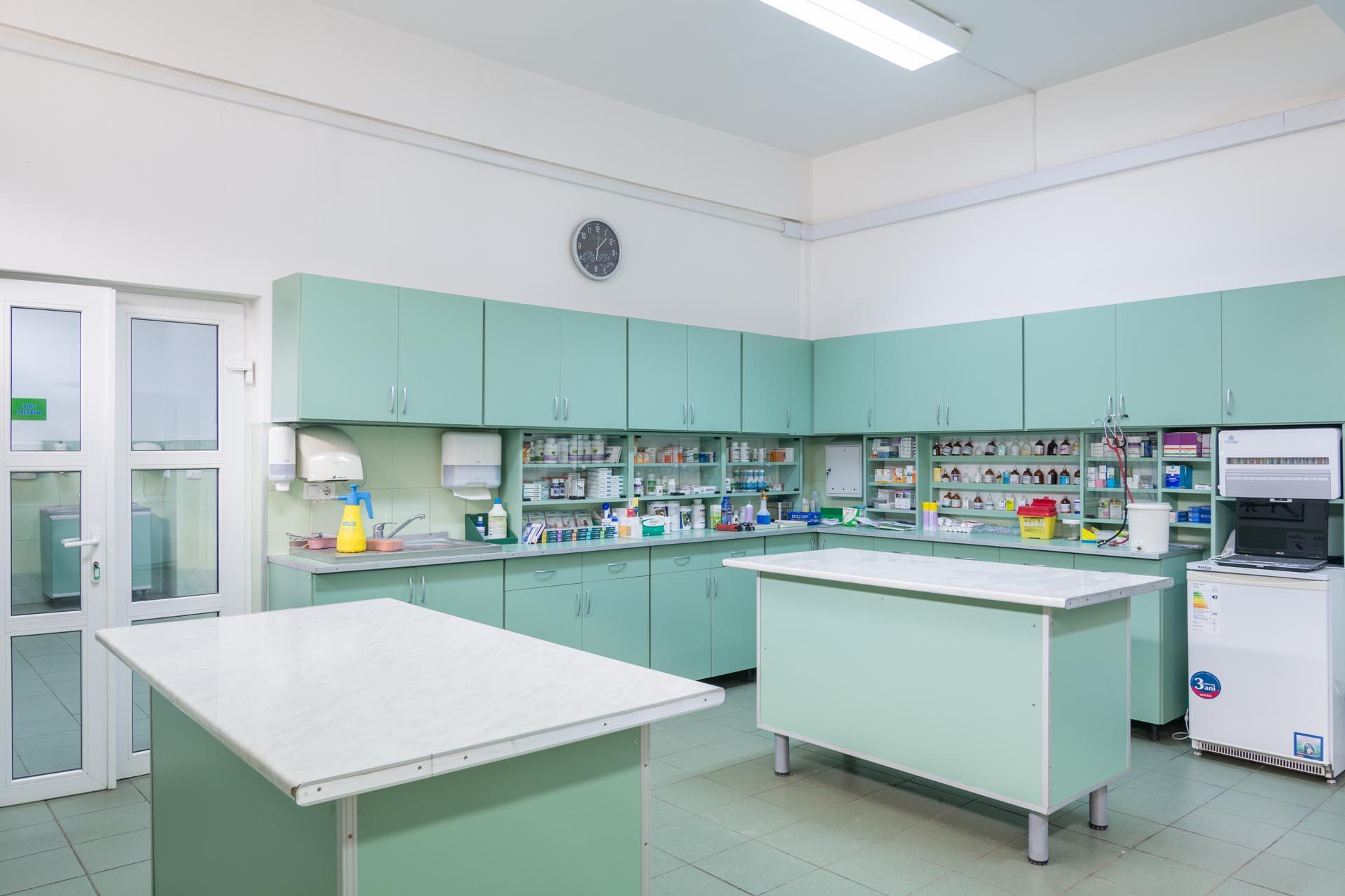 Cabinet de fizioterapie